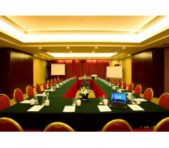 上海华凯华美达广场酒店会议中心培训场地