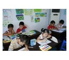 九亭少儿美术培训美术家协会第30号考级站(网信教育)