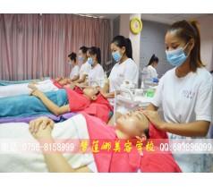 国际美容师高级精修班(包工具,包上岗)