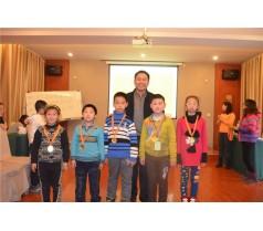 2015年寒假 小学生注意力 亲子班开始报名