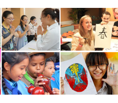 国际汉语教师系统全面课程