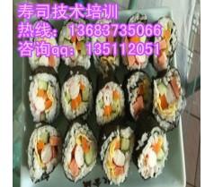 日式寿司做法 哪里教寿司技术?寿司怎么做?