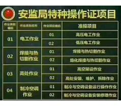 电工证在哪考试?是北京安监局发的证吗?