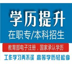 学历提升正规函授华文教育