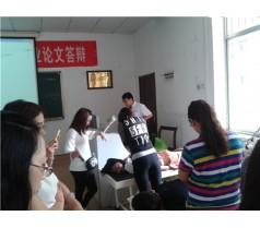 桂林快康针灸培训学校教你揭开中医经络穴位理论的面纱