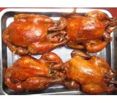 哈尔冰八珍烤鸡培训帮扶创业 手撕板鸭技术去哪里学好